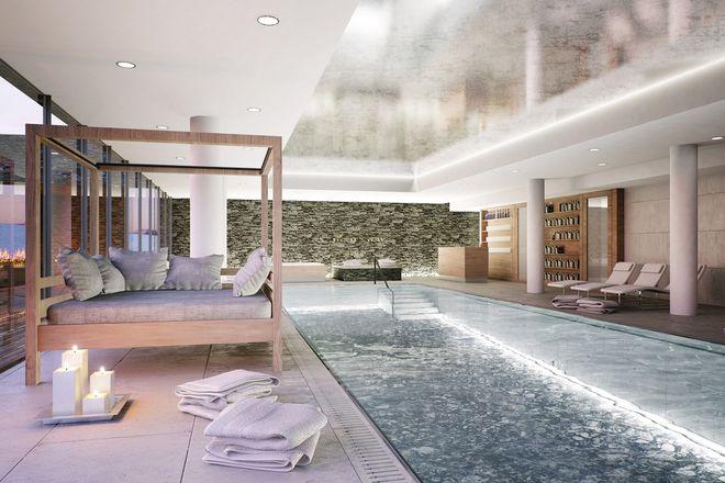 Tak ma wyglądać basen w obiekcie