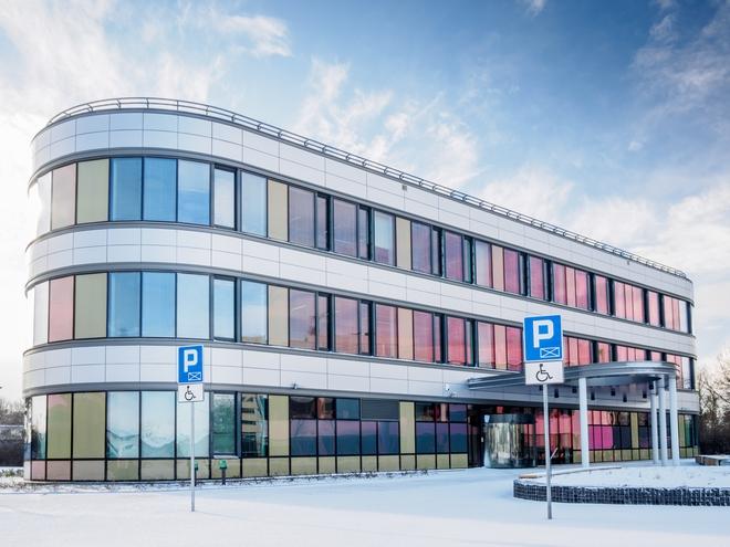 Nowy biurowiec Volvo IT jest już gotowy
