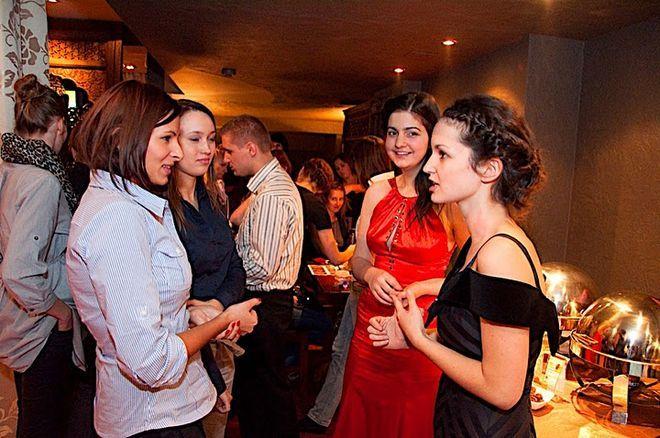 Spotkanie przedsiębiorczych kobiet w Warszawie.
