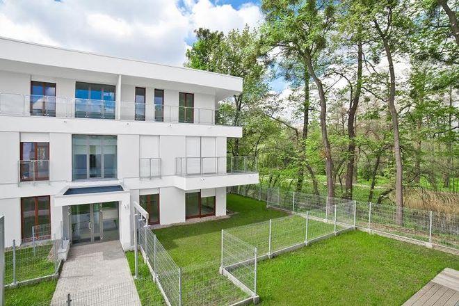 Osiedle oferuje apartamenty o zróżnicowanych powierzchniach - od 54 do 147 mkw.