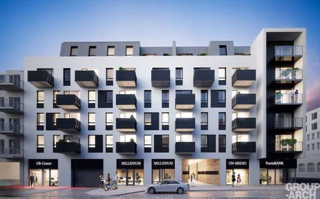 Tak ma wyglądać nowy budynek przy ulicy Dąbrowskiego