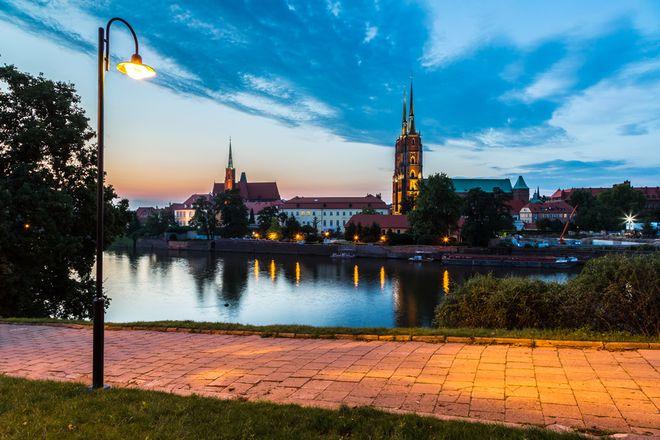 Jest popyt na mieszkania w stolicy Dolnego Śląska