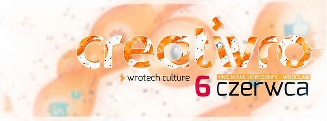 Konferencja WroTech Culture odbędzie się 6 czerwca w Kinie Nowe Horyzonty