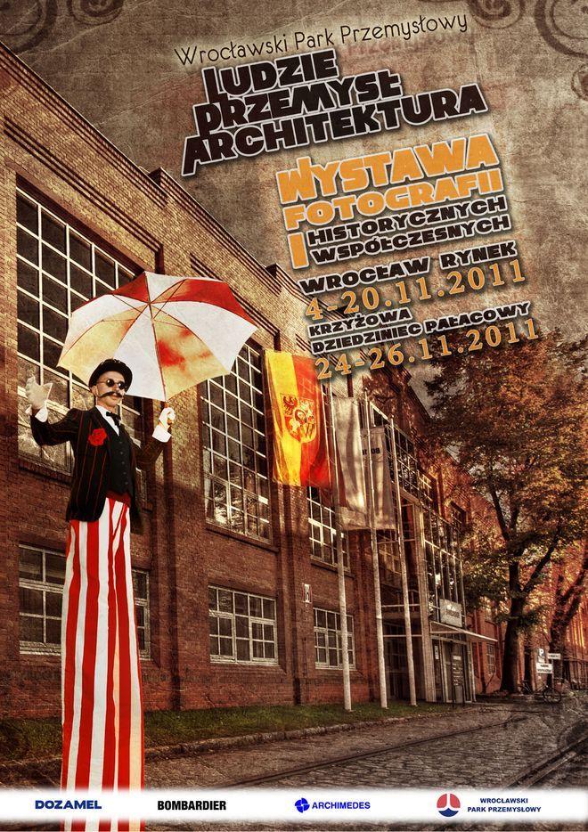 Wystawę poświęconą Wrocławskiemu Parkowi Przemysłowemu można oglądać do 20 listopada