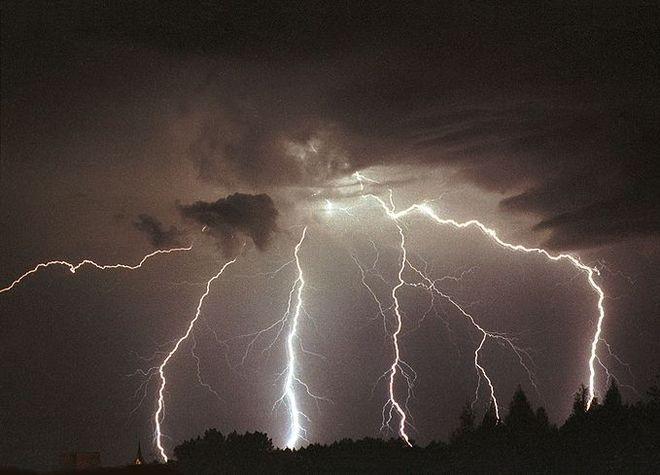 W środę we Wrocławiu mogą pojawić się burze