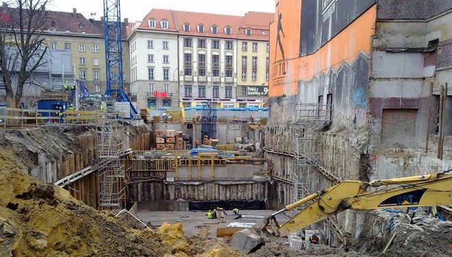 Teatr Capitol Zmienia Się Na Oczach Wrocławian Zobacz Budowę