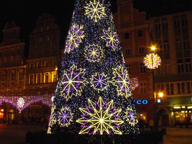 Wkrótce świąteczne drzewko będzie już tylko wspomnieniem