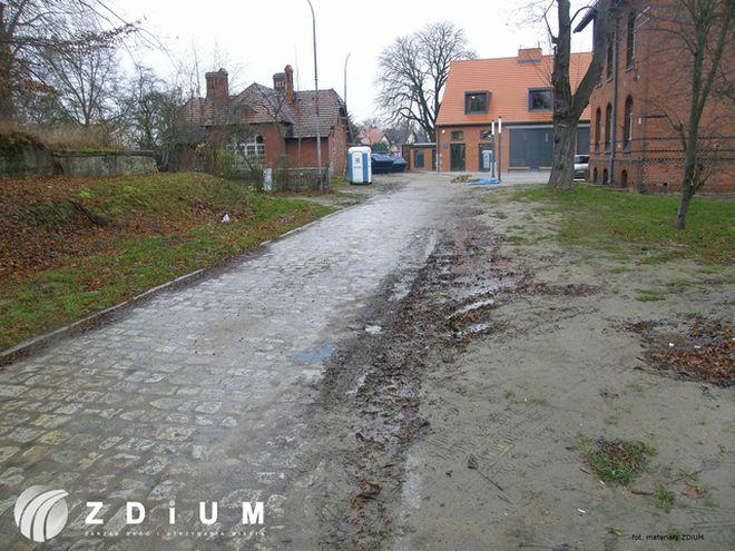 Droga zostanie przebudowana