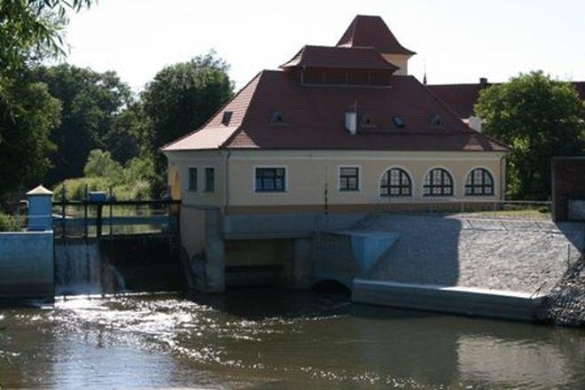 Elektrownia wodna w Marszowicach