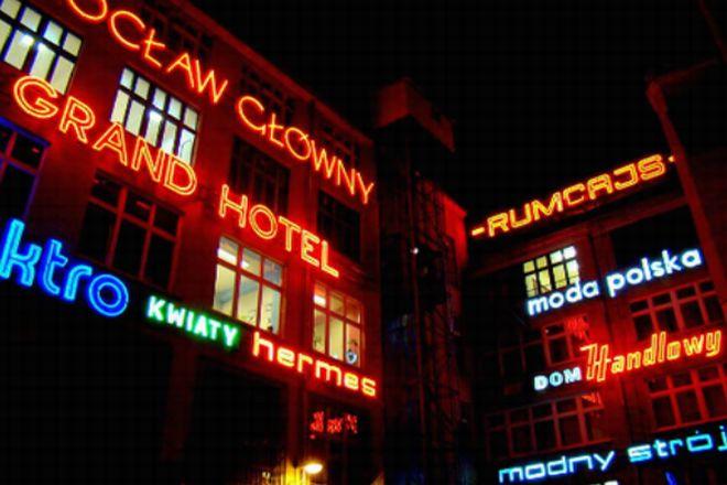 Dziennikarz The Guardian odwiedził m.in. galerię neonów przy ul. Ruskiej