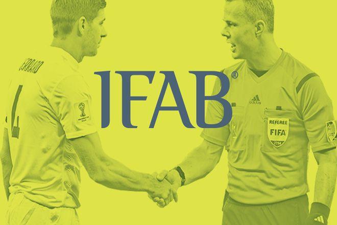 IFAB to Międzynarodowa Rada Piłkarska