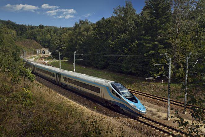 Szybkie pociągi pojadą w dolnośląskie góry