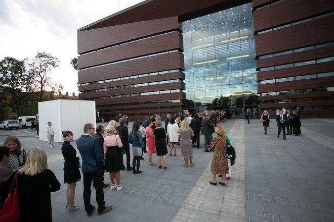 Koncert odbędzie się na placu przed gmachem NFM