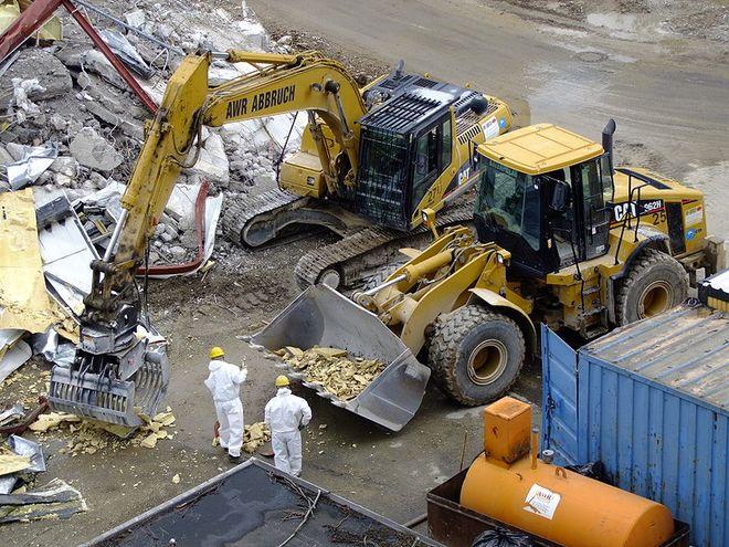 W stolicy Dolnego Śląska wyroby azbestowe są usuwane systematycznie od wielu lat