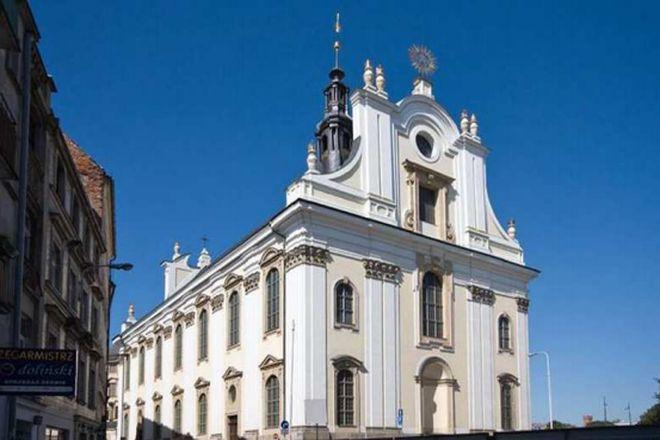 Rzymsko-katolicka parafia pw. Najświętszego Imienia Jezus
