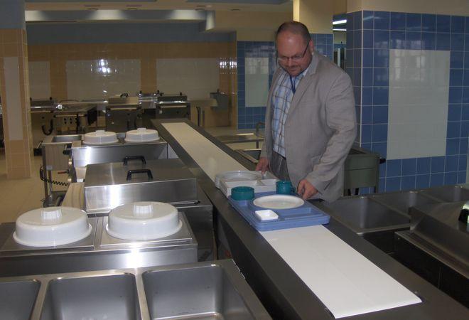 Kuchnię będzie obsługiwało około 25 osób