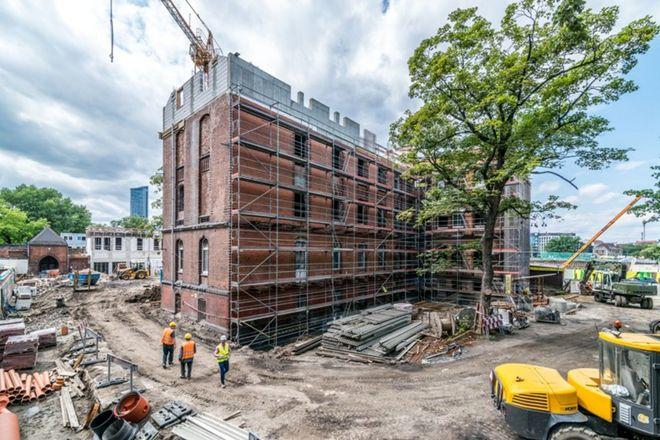 Budowa ma się zakończyć w I kwartale 2016 roku