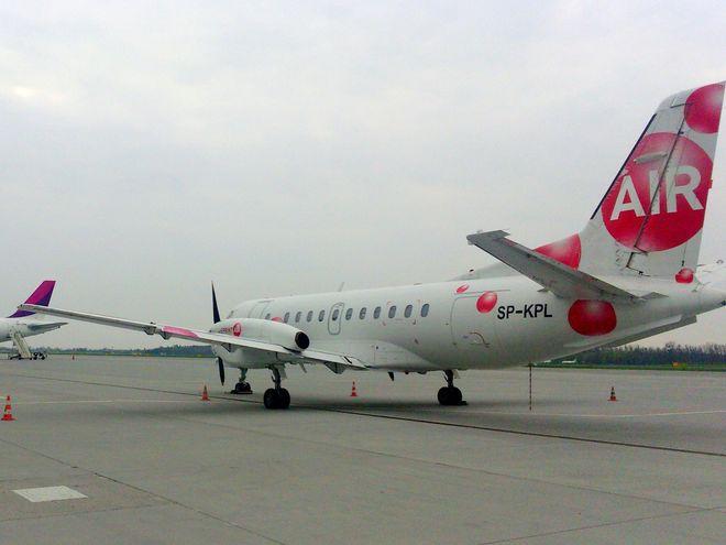 Samolot Saab 340 linii Sprint Air