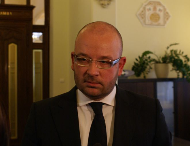 Jacek Sutryk obowiązki szefa departamentu spraw społeczny zacznie pełnić od 15 listopada