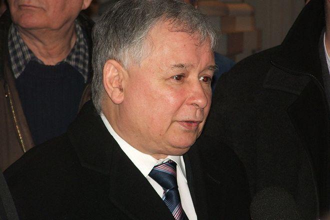 Prawdziwe tłumy chcą zobaczyć Jarosława Kaczyńskiego na żywo