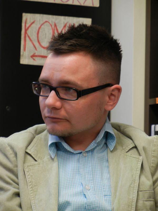 Przemysław Filar, szef TUMW