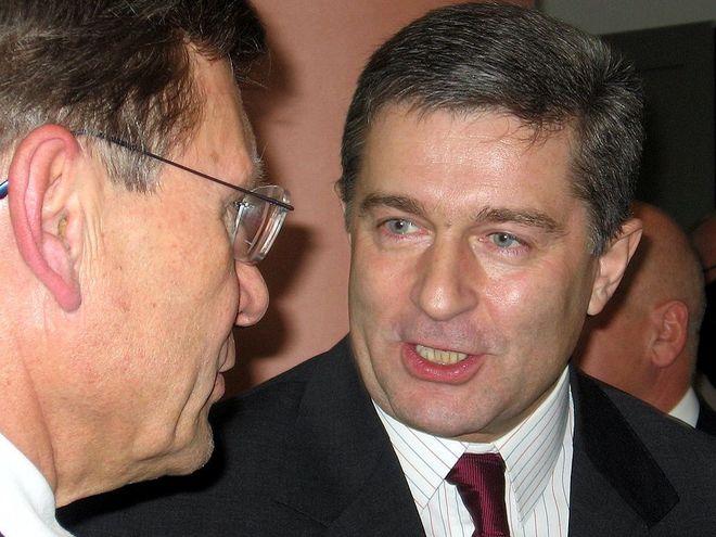 Władysław Frasyniuk w rozmowie z Leszkiem Balcerowiczem