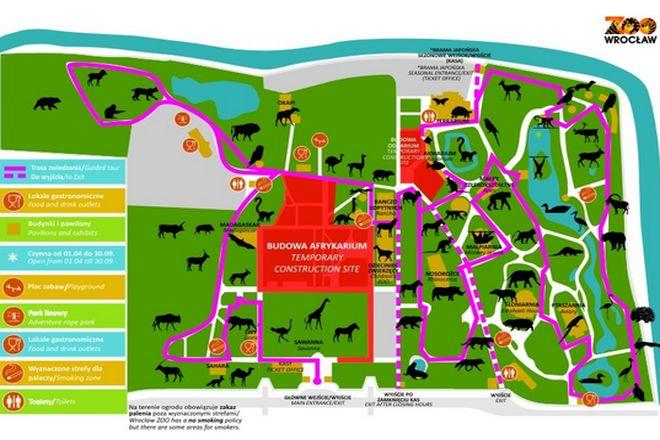 Wroclawskie Zoo Uruchomilo Specjalna Aplikacje Mobilna Ale Nie