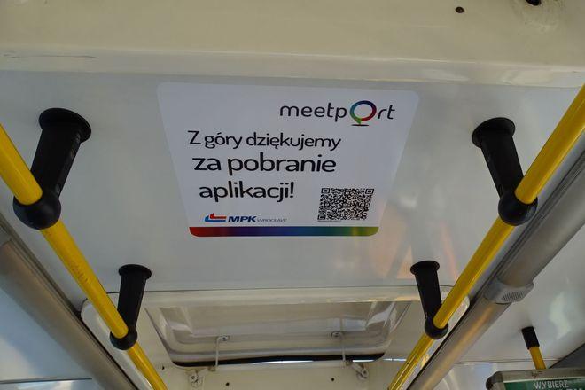 MeetPort w MPK Wrocław