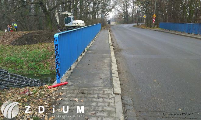 W nocy z piątek na sobotę rozpocznie się remont mostu Muchoborskiego