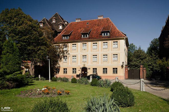 Muzeum Archidiecezjalne we Wrocławiu na Ostrowie Tumskim. To tu przechowywana jest legendarna księga