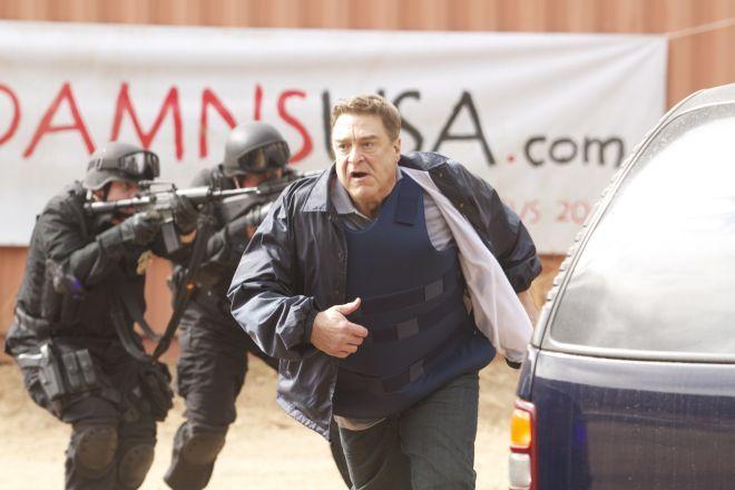 Kadr z filmu ''Czerwony stan''.