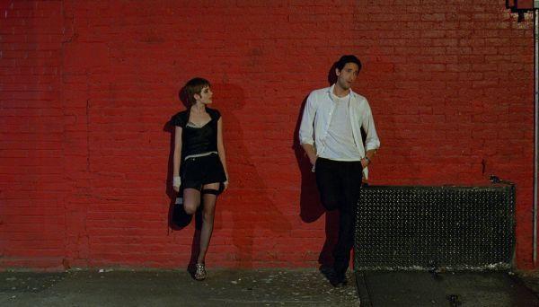 Kadr z filmu ''Z dystansu''.