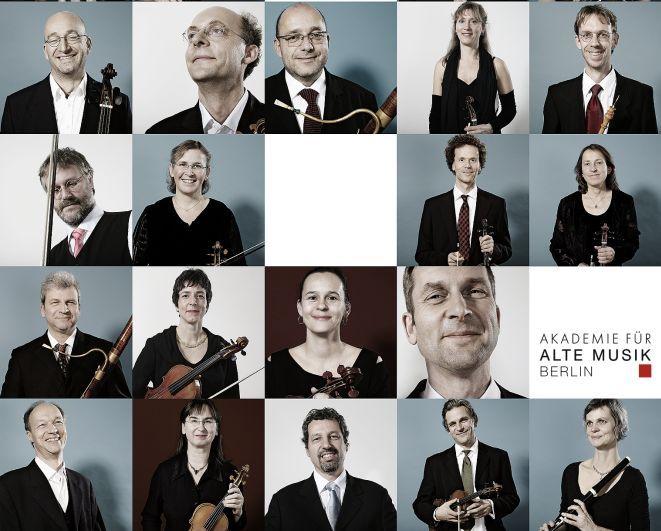 W niedzielę berlińska Akademie für Alte Musik wykona ''Die Kunst der Fuge'' J.S. Bacha.
