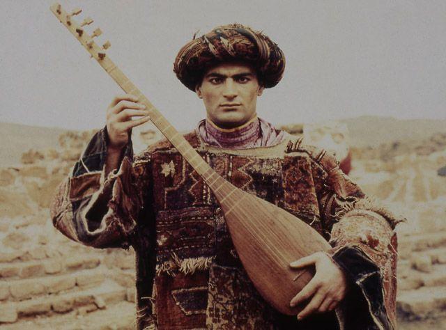 Kadr z filmu ''Aszik Kerib''.