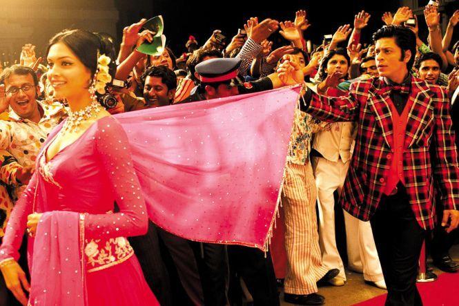 Kadr z filmu ''Om Shanti Om''.