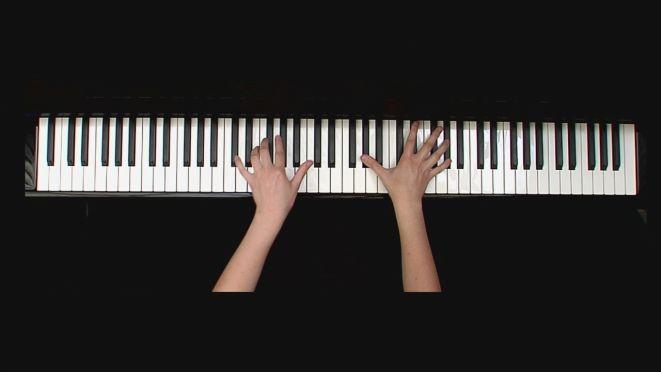Robert Cahen ''Chopinpiano''.