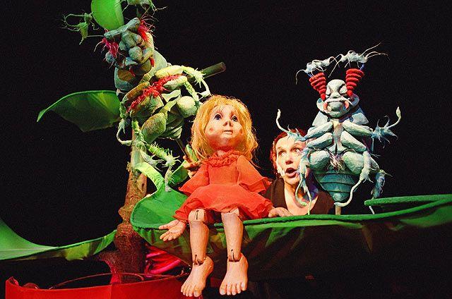 Otwarcie wystawy zbiegnie się z 400. spektaklem ''Calineczka'' w wykonaniu Anny Kramarczyk.