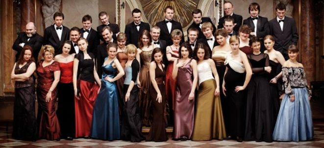 Chór Filharmonii Wrocławskiej pod batutą Agnieszki Franków - Żelazny.