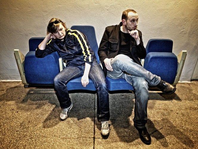 Paweł Demirski i Monika Strzępka, duet w życiu i teatrze.