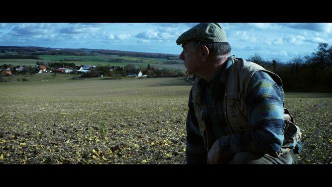 Kadr z filmu ''Gilles corporation'',  zdobywca II miejsca Konkursu Filmów Zagranicznych.