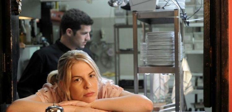 Kadr z filmu ''Gość'', zwycięzcy kategorii Najlepszy Film.