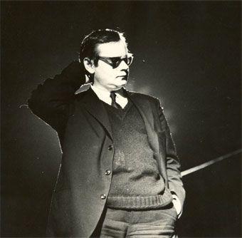 Jerzy Grotowski, 1968 r.