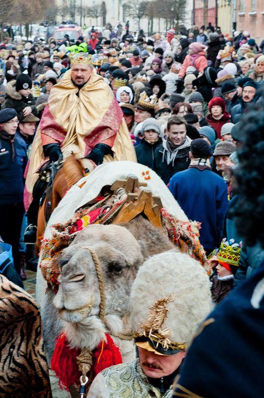 Pięć tysięcy osób – tyle wzięło udział rok temu w pierwszym wrocławskim Orszaku Trzech Króli.