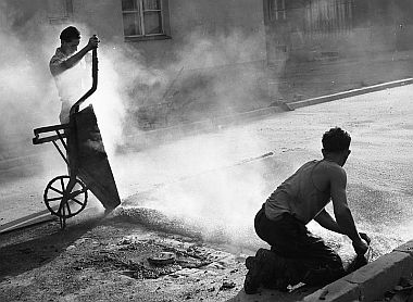 ''Praca'', 1955 r.