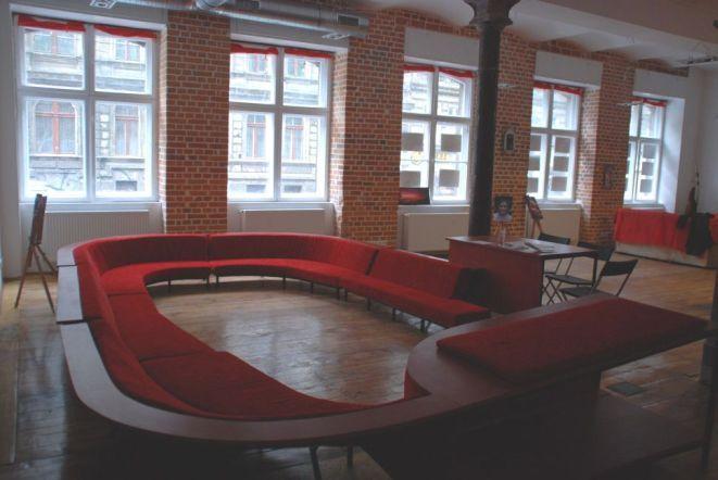 Spotkanie przy ul. Łokietka 5 jest inauguracją projektu Cafe Rewitalizacja.