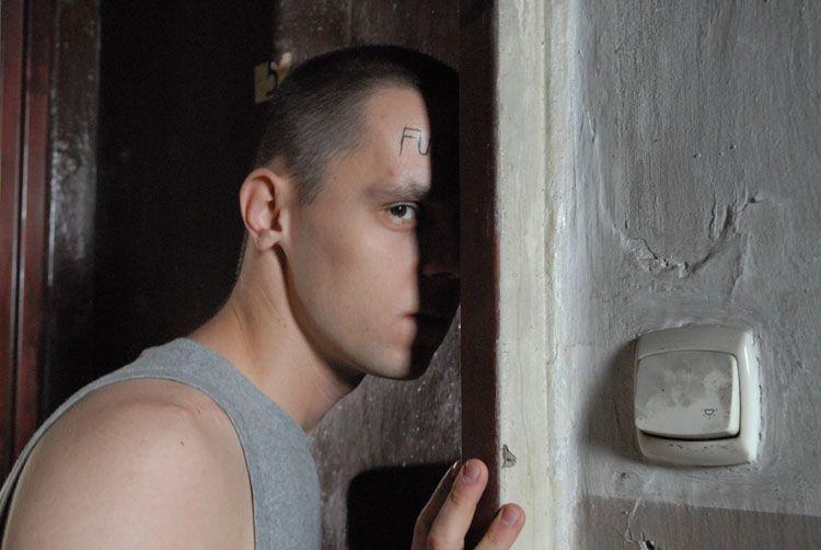 Piotr Wawer Jr, odtwórca roli Bogusia w ''Made in Poland''.