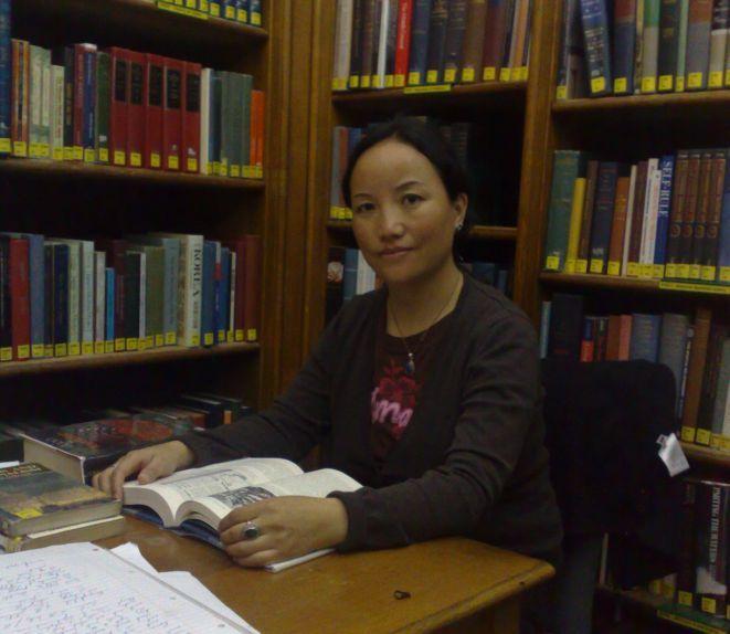 Specjalizująca się w diagnozowaniu chorób wewnętrznych, Mingkyi Cuomu.