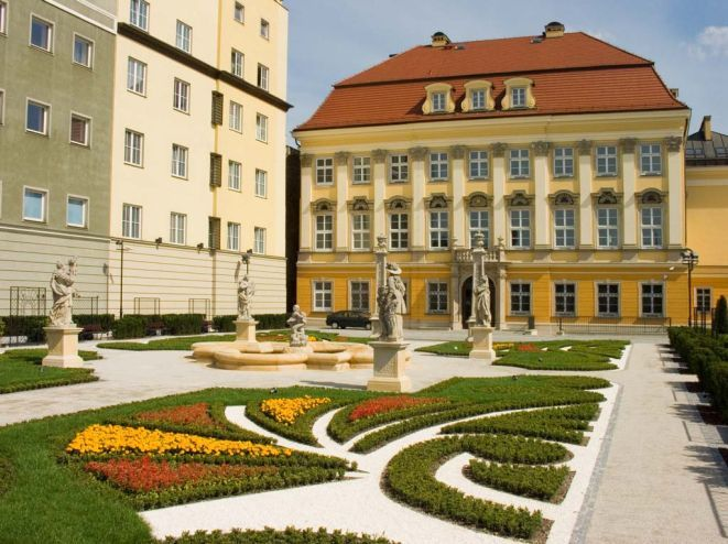 Warsztaty malarstwa sztalugowego będą się odbywać w Pałacu Królewskim