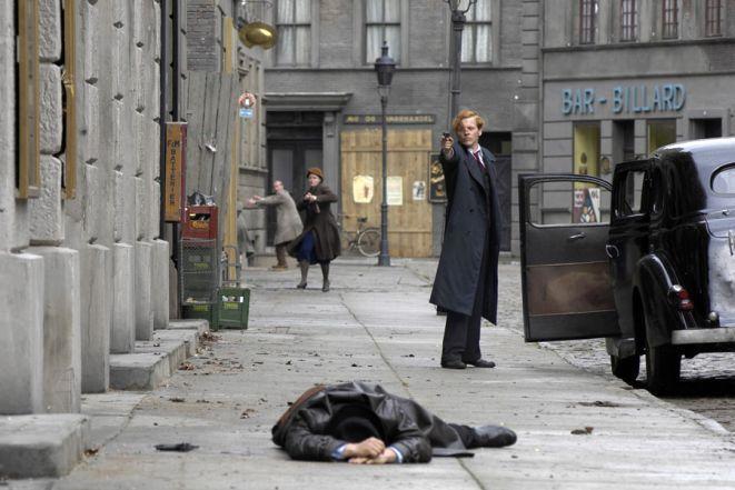 """Kadr z filmu """"Płomień i Cytryna""""  w reżyserii Ole Christiana Madsena."""