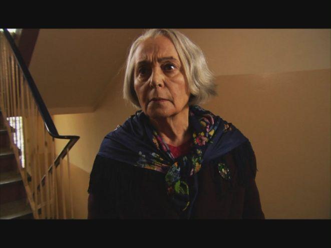 Kadr z filmu ''Pomiędzy'' autorstwa Michała Stenzla.
